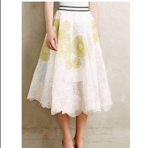 Not so serious midi skirt